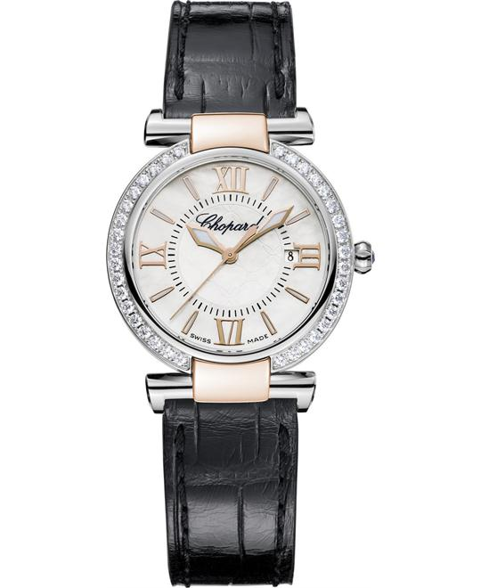 Chopard Imperiale Mother of Pearl Dial Watch 28mm