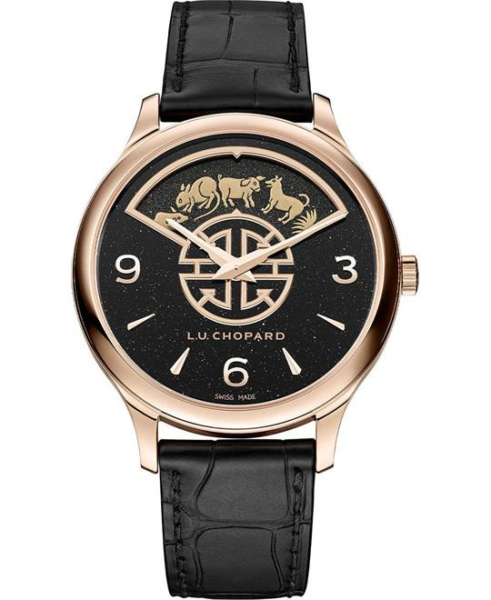 Chopard L.U.C XP 161980-5001 Limited Spirit Watch 40mm