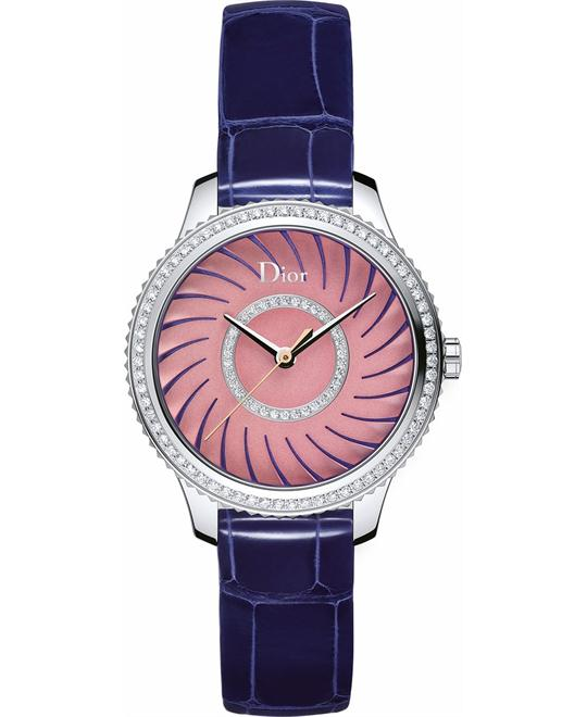 Christian Dior CD152113A001 VIII Montaigne Watch 32mm