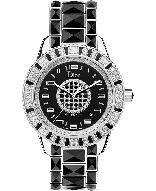 Christian Dior Christal CD115511M001 Diamonds 42mm