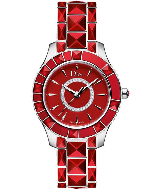 Christian Dior Christal CD143111M001 Diamonds 33mm
