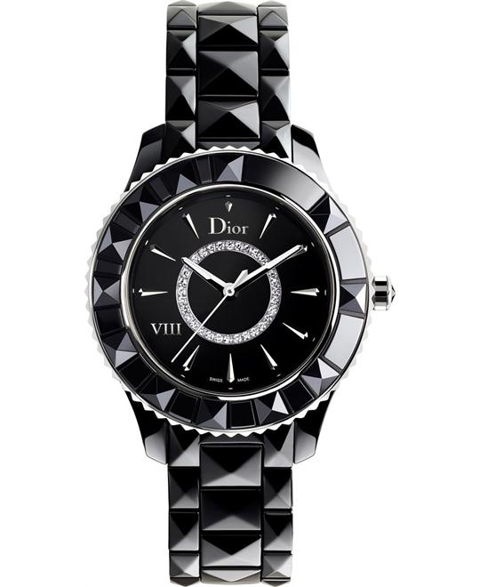 Christian Dior Dior VIII CD1231E0C002 Swiss Quartz 33mm