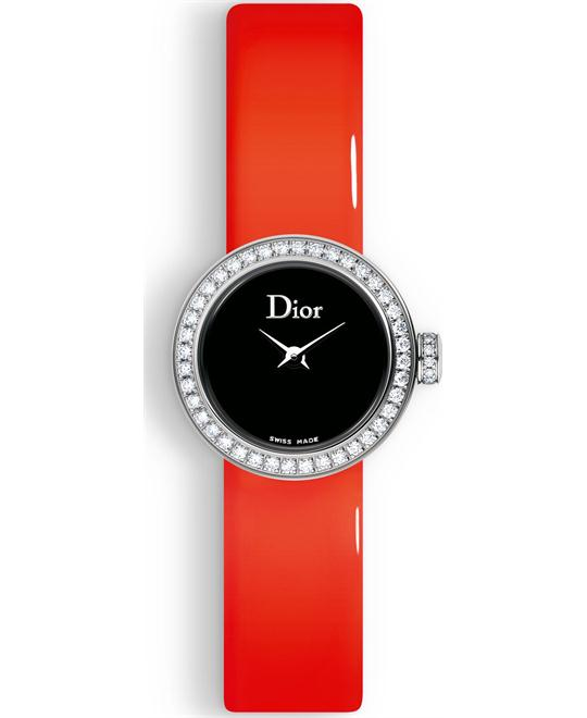 Christian Dior La D De CD040110A010 Quartz 19mm