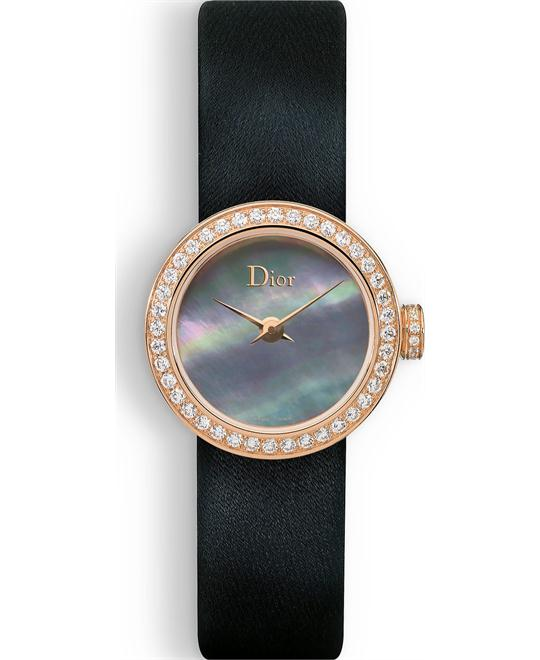 Christian Dior La D De CD040170A001 Quartz 19mm