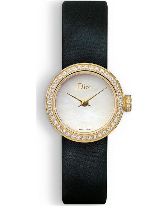 Christian Dior La D De CD040150A001 Quartz 19mm