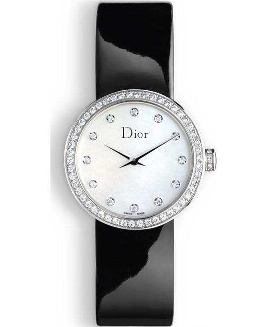 Christian Dior La D De Dior CD047111A001 Quartz 25mm