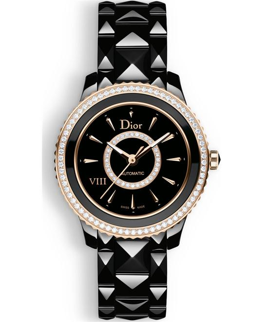 Christian Dior VIII CD1235H0C001 Automatic Watch 33mm