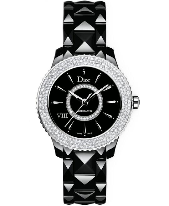Christian Dior VIII CD1245E2C001 Automatic Watch 38mm