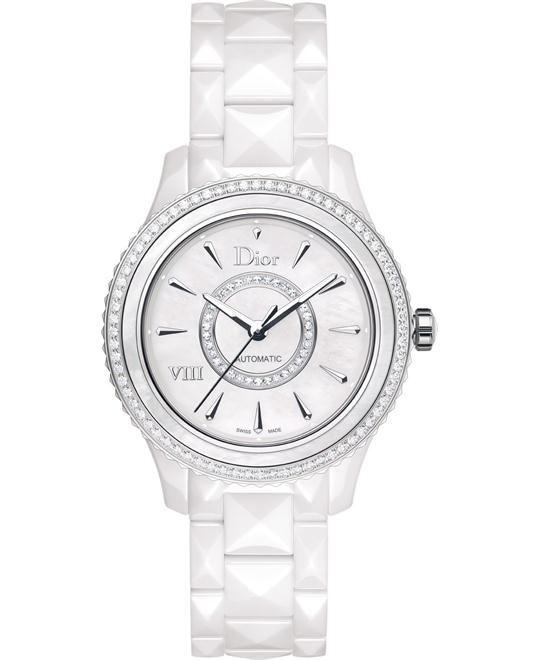 Christian Dior VIII CD1245E9C001 Automatic 38mm