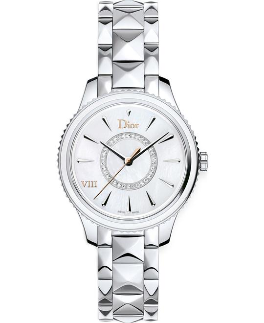 Christian Dior VIII CD152110M004 Mother of Pearl 32mm