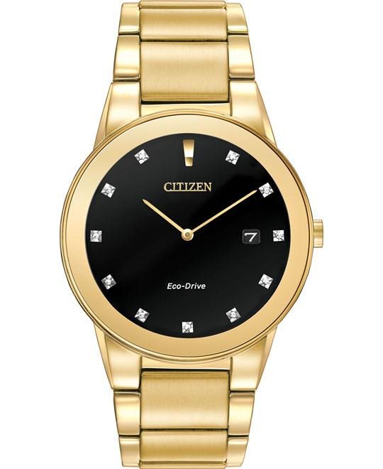 CITIZEN Axiom Diamond Men's Watch 40mm