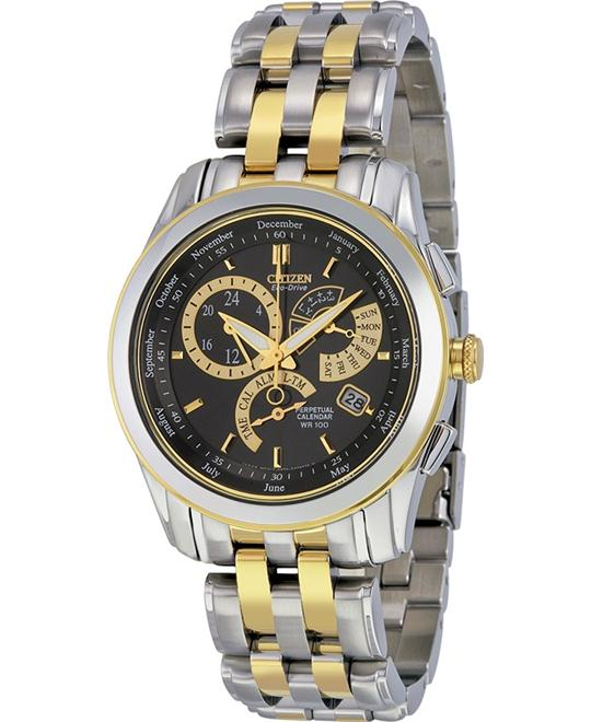 CITIZEN Calibre 8700 Eco-Drive Perpetual Watch 39mm