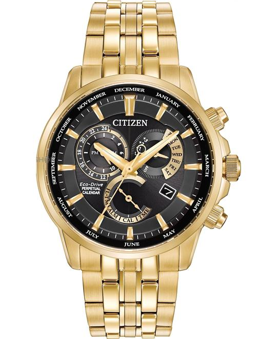 CITIZEN CALIBRE 8700 Perpetual Eco Drive Watch 42mm