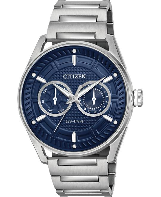 Citizen CTO Eco-Drive Technology Watch 42mm