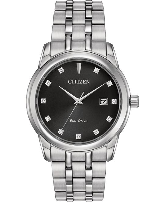 CITIZEN Diamond Collection Men's Watch 39MM