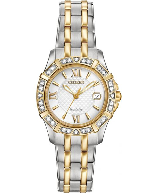 CITIZEN Diamond Ladies Watch 26mm