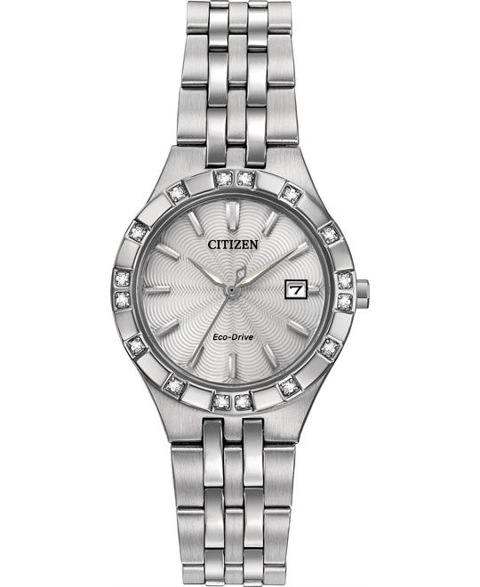 CITIZEN Diamond Ladies Watch 27mm