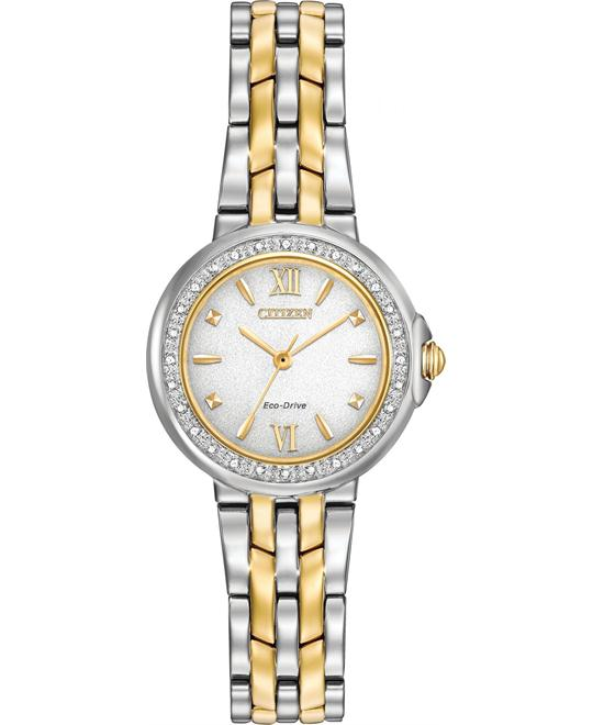 CITIZEN Diamond Ladies Watch 28mm