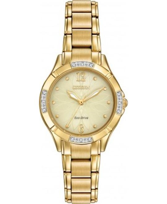 CITIZEN Diamond Ladies Watch 30mm