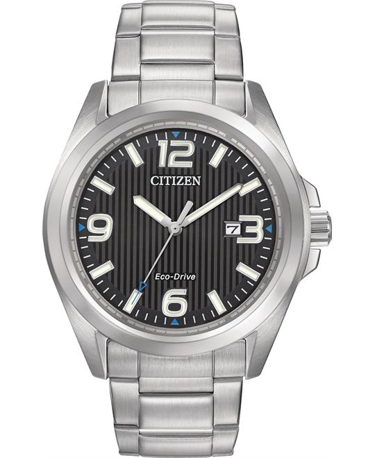 Citizen Eco-Drive Men's Sport Watch 43mm