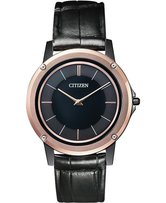 Citizen Eco-Drive One Black Watch 39mm