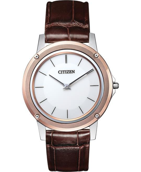 Citizen Eco-Drive One Men's Watch 39mm