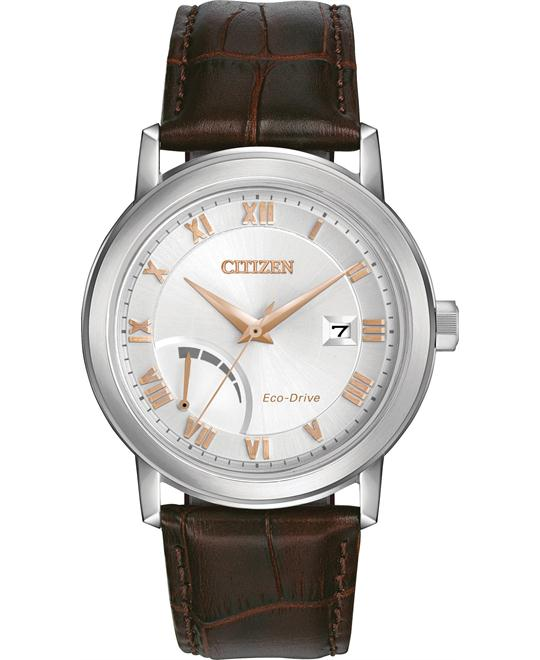 CITIZEN ECO-DRIVE POWER RESERVE Men's Watch 41mm