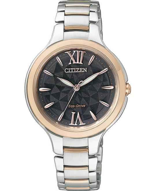 CITIZEN ECO-DRIVE WOMEN'S WATCH 32MM