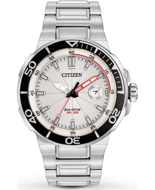 CITIZEN Endeavor Metalic Men's Watch 45mm