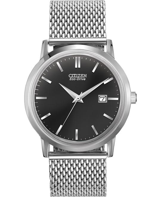 Citizen Men's Collection Display Japanese Watch, 40mm
