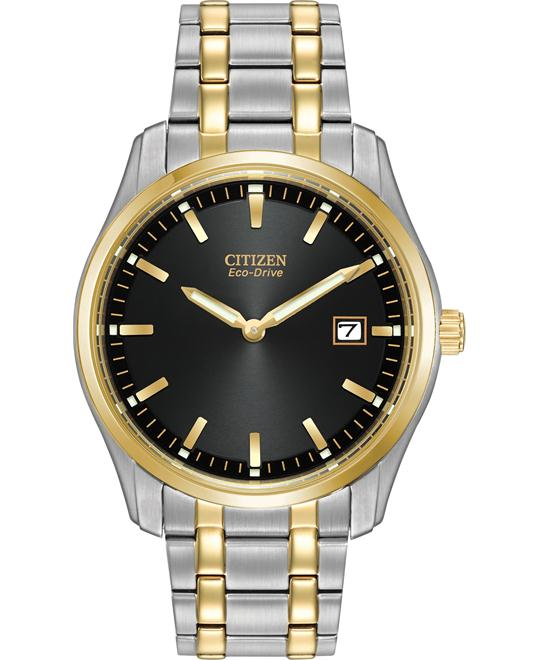 CITIZEN Eco-Drive Two-Tone Men's Watch 40mm