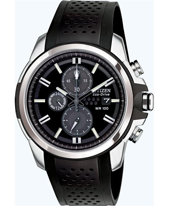 Citizen Men's Eco-Drive AR 2.0 Chronograph Watch, 41mm