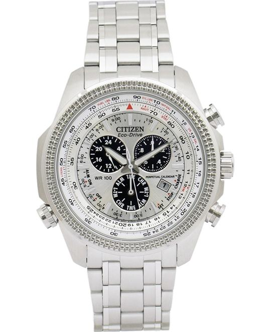 CITIZEN Perpetual Calendar Eco-Drive Watch 48mm