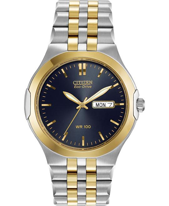 Citizen Men's Two-tone stainless steel Watch, 39mm