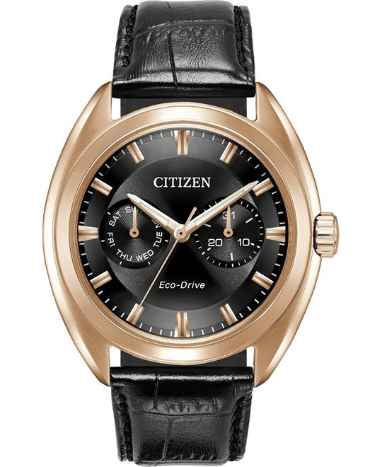 CITIZEN PARADEX DAY DATE ECO-DRIVE WATCH 42MM