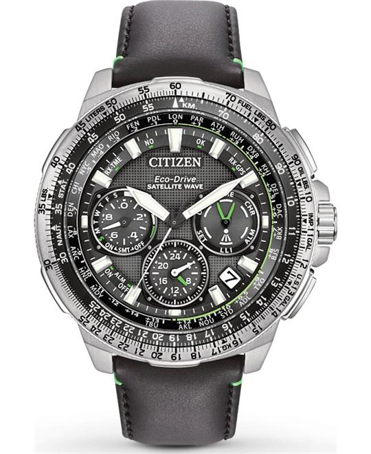 CITIZEN PROMASTER NAVIHAWK GPS WATCH 47MM