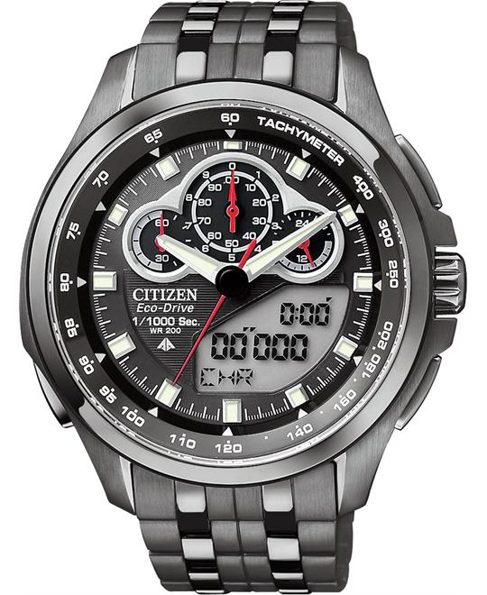 CITIZEN Promaster SST Eco Drive Grey PVD 46mm