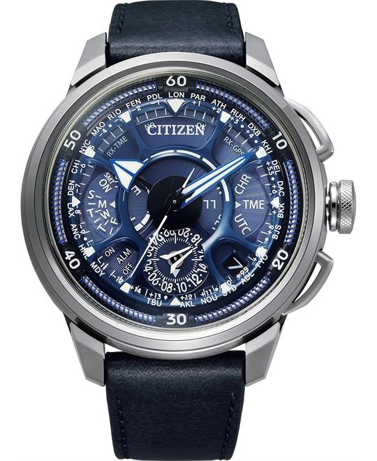 Citizen Satellite Wave GPS F900 Blue 49