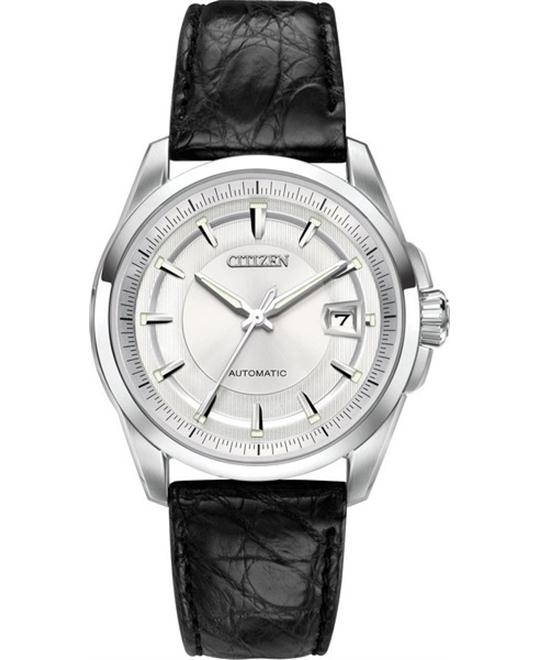 đồng hồ CITIZEN SIGNATURE COLLECTION AUTOMATIC WATCH 42mm