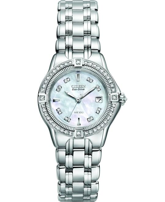 đồng hồ Citizen Signature Collection Diamond Ladies watch 31mm