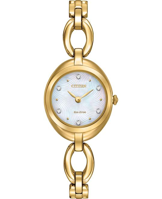CITIZEN Silhouette Ladies Watch 24mm