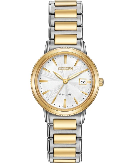 CITIZEN Silhouette Sport Ladies Watch 27mm