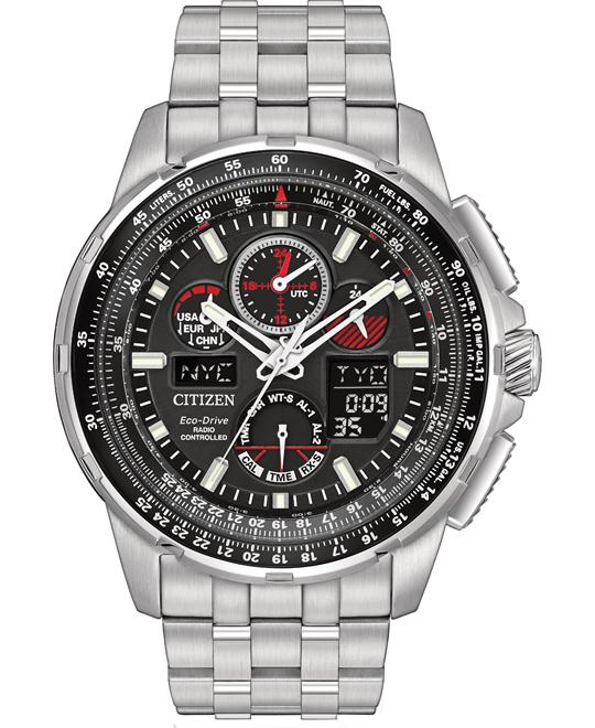CITIZEN Skyhawk A-T Chronograph Perpetual Watch 47mm