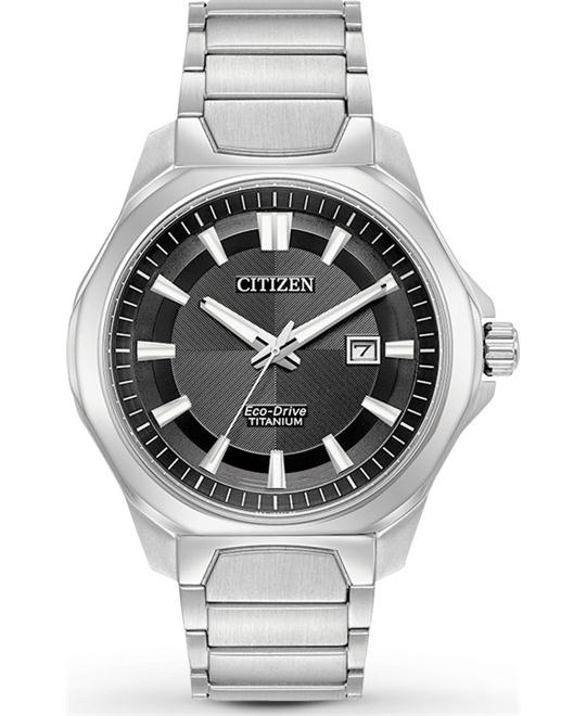 Citizen Super Titanium Men's ' Watch 44mm