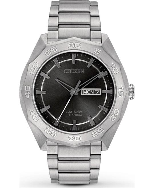 CITIZEN Super Titanium Men's Watch 44mm