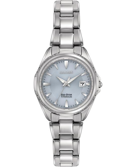CITIZEN Titanium Ladies Watch 28mm