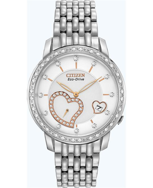 Citizen Women's Desire Eco-Drive Watch, 38mm