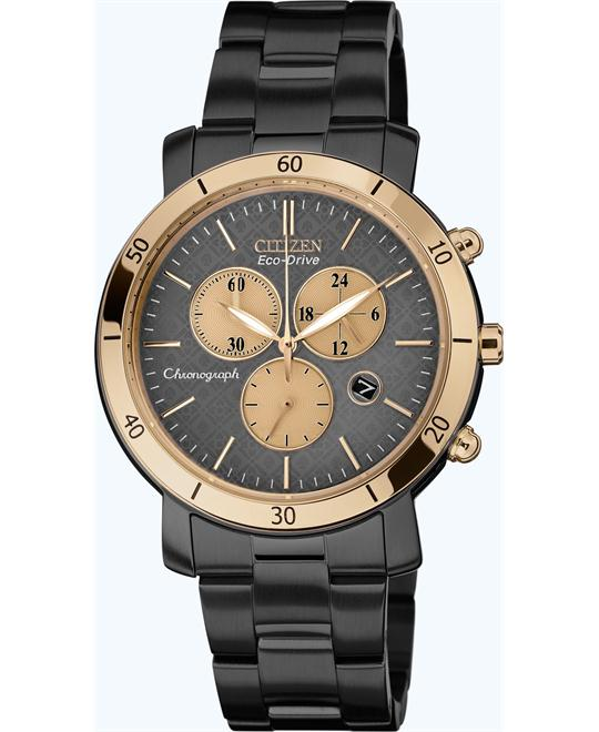 Citizen Eco-Drive AML Chronograph Watch 41mm