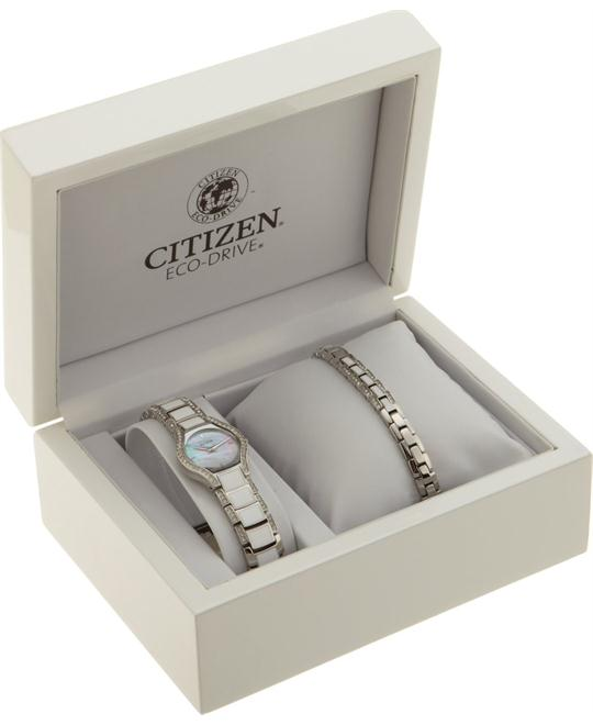 Citizen Women's Eco-Drive Normandie Watchand Set 19mm