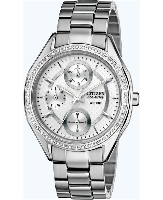 Citizen POV Eco-Drive Ladies Watch 34mm